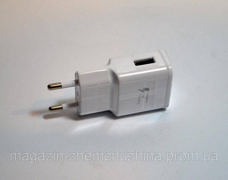 Адаптер Samsung Fast Charger 2A (Travel Adapter), универсальное зарядное устройство