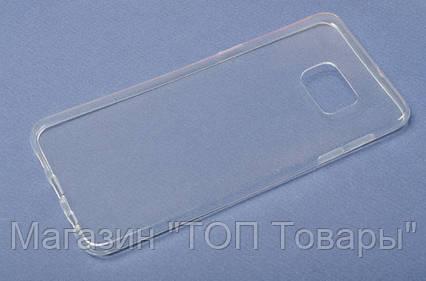 Ультратонкий чехол (TPU) для Samsung Galaxy S6, фото 2