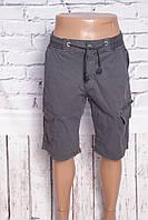 Мужские джинсовые шорты M.Sara с накладными карманами (код 3529-7)размеры 29-36