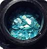 Ракушка натуральная для аквариумного дизайна ногтей RENEE SHELL STONE IN05-09