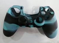 Чехол на джойстик PS4 цветной
