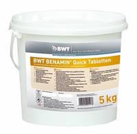BWT BENAMIN Quick таблетки мини хлор (5 кг)