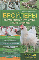 Бройлеры. Выращивание кур и уток мясных пород. Александр Ващенков
