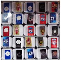 Mp3 плеер Лого футбольных команд