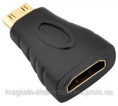 Переходник HDMI F/mini HDMI M, фото 3
