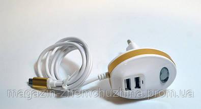 Зарядное устройство MICRO+ 2 USB (Diamond USB), фото 3