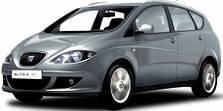 Чехлы на Seat Altea XL (с 2007 года до этого времени)