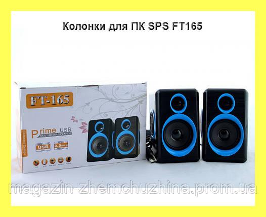 Колонки для ПК SPS FT165, фото 2