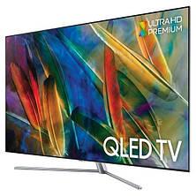 Телевизор Samsung QE75Q7F (UltraHD 4K, PQI 3100Гц, SmartTV, Supreme UHD Dimming, QHDR 1500, DVB-C/T2/S2), фото 2