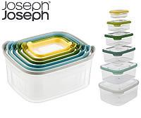 Набор пищевых контейнеров Joseph Joseph Nest Storage Opal 81035 (6 шт.)