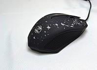 Мышь компьютерная проводная XG68 с подсветкой USB