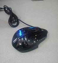 Мышь компьютерная игровая проводная GM700, фото 3