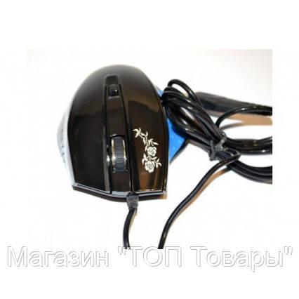 Мышь проводная BAODI G18, фото 2