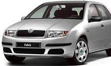 Чехлы на Skoda Fabia (6Y) Sedan (2001-2007 гг.)