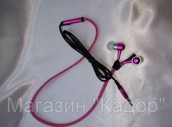 Наушники вакуумные проводные Змейка + Microphone, фото 2
