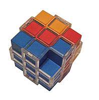 Головоломка Сокобан 3х3 (3D пятнашки)