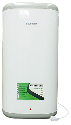 Бойлер Grunhelm GBH I-50VH FLAT 50 л, фото 2