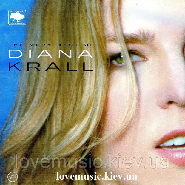 Музичний сд диск DIANA KRALL The very best of (2007) (audio cd)