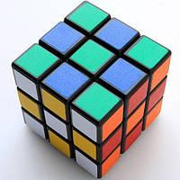 Кубик Рубіка Класичний 3x3x3 чорний SKU0000744, фото 1