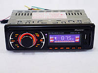 Автомагнитола Pioneer 580 Usb + Sd + Fm + Aux + пульт