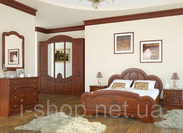 """Кровать 160 """"Каролина"""", фото 2"""