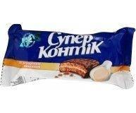 Печенье Супер-Контик сгущенное молоко 100г