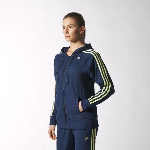 Спортивная толстовка для женщин Adidas Essentials S20980  продажа ... f6690207d39