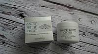 Питательный крем для лица snow white cream от secret key