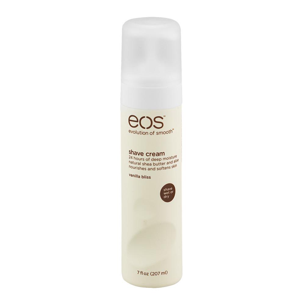 EOS увлажнаяющий женский крем для бритья Ваниль