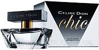 Женская туалетная вода Celine Dion Chic 50ml (утонченный и женственный цветочно-водяный аромат)