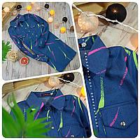 Платье женское 33693 Платья джинсовые