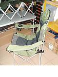 Кресло туристическое, для любителей активного отдыха , фото 2