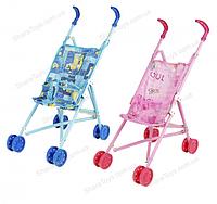 Детская коляска-тросточка для кукол