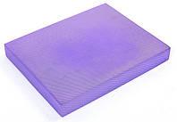 Балансировочный мат(платформа) BALANCE CUBE RI-7737-V фиолетовый