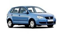 Volkswagen Polo 01-05-09