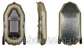 Двомісна гребний надувна лодка Bark (Барк) B-240