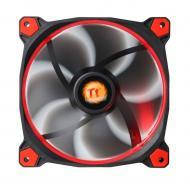 Вентилятор для корпуса Thermaltake Riing 14 140mm Red LED (CL-F039-PL14RE-A)