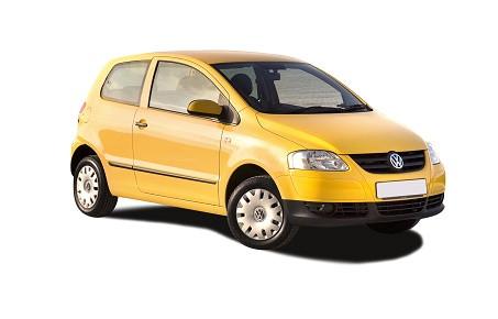 Volkswagen Fox 05-12 кузов и оптика
