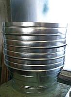 Вентиляционные воздуховоды из листовой стали, любая форма и конфигурация