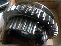 Синхронизатор первой передачи кпп Forza A13 1-2 п Форза 513MHA-1701420BA Оригинал, муфта со ступицей и сухарям