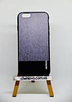 """Силиконовая накладка Remax """"Tweed"""" для IPhone 7"""