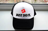 Модная кепка джаст до ит,бейсболка Just do it