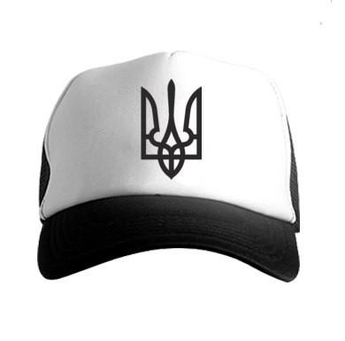 Модна кепка герб України