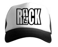 Кепка рок,Rock бейсболка