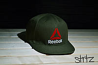 Модная рэперская кепка рибок,Reebok Crossfit Snapback Cap