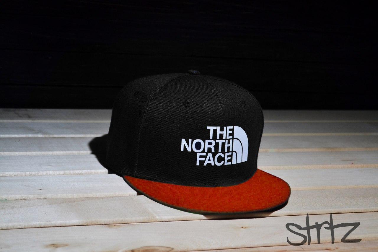 Модная рэперская кепка снепбек The North Face Snapback Cap