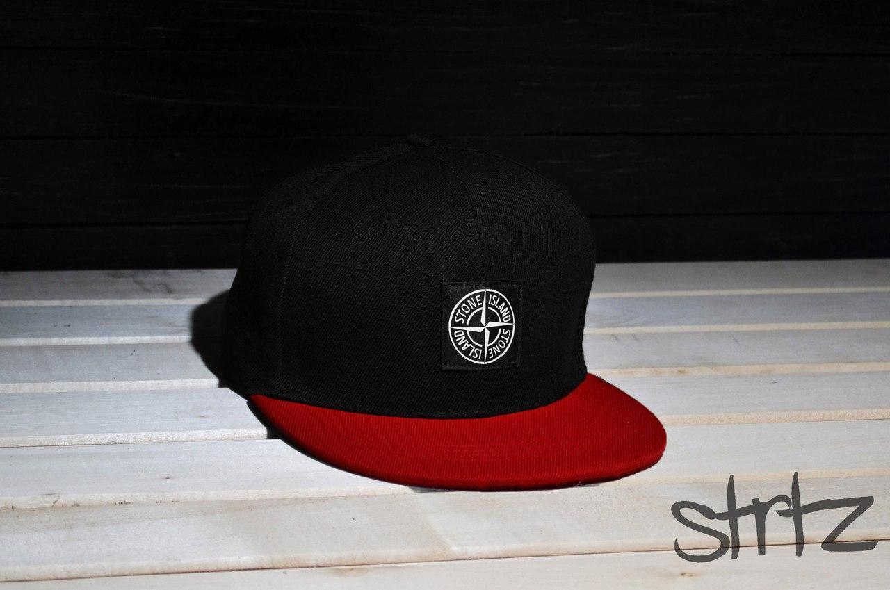 Модный снепбек,рэперская кепка Stone Island Snapback Cap