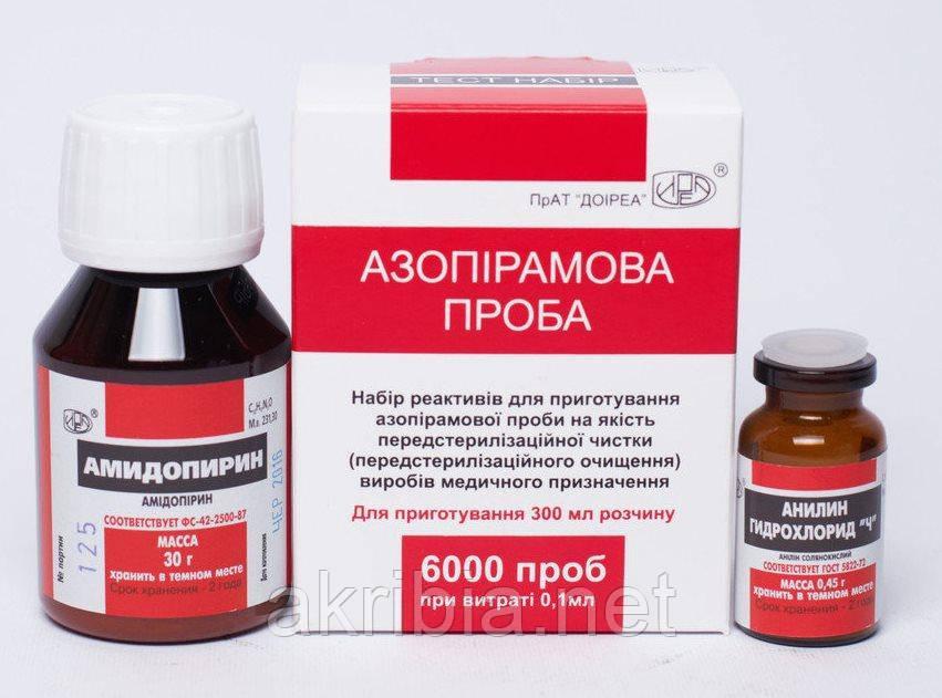 Азопирамовая проба (азопирам)