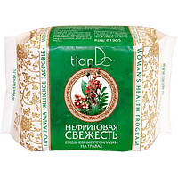 Ежедневные прокладки на травах TianDe Нефритовая свежесть, 20шт(код  61905)Тианде