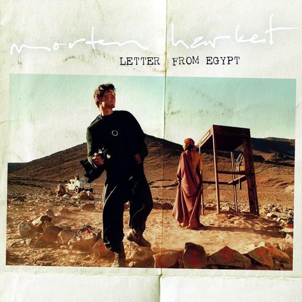 СD-диск Morten Harket - Letter from egypt